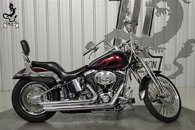 31bb3b5bd 1966 and Newer Harley-Davidson® Softail Springer® for Sale (85 Bikes ...