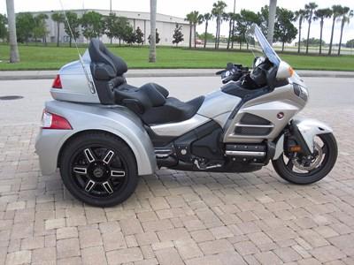 New 2016 Honda® Gold Wing® F6B