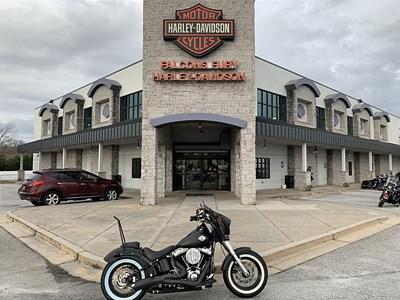 Used 2012 Harley-Davidson® Softail® Slim™