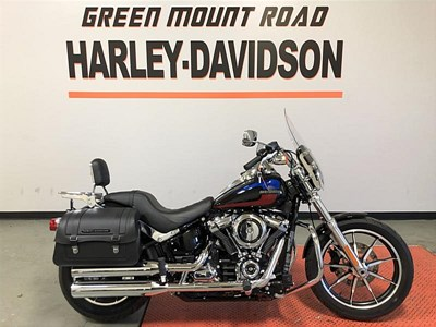 New 2018 Harley-Davidson® Softail® Low Rider®