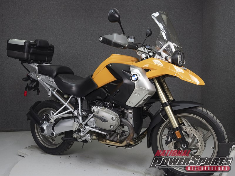 Photo of a 2009 BMW R1200GS