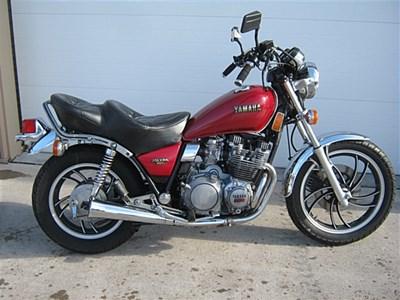 Used 1982 Yamaha Maxim 650
