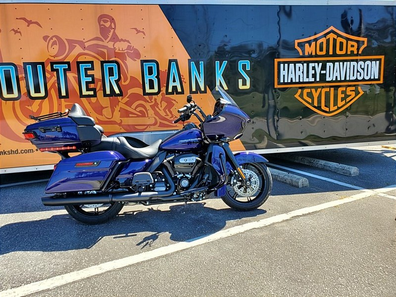 Photo of a 2020 Harley-Davidson® FLTRK Road Glide® Limited