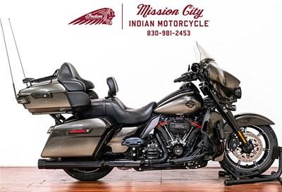 Used 2018 Harley-Davidson® CVO™ Limited