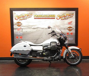 Used 2014 Moto Guzzi California 1400 Custom Touring ABS