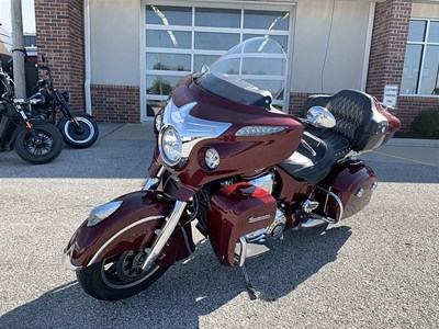 Used 2017 Indian® Motorcycle Roadmaster™