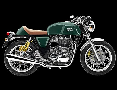 New 2017 Royal Enfield Continental GT