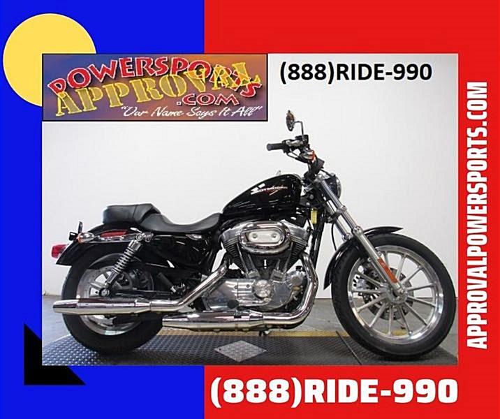 Photo of a 2006 Harley-Davidson® XLH-883 Sportster® 883