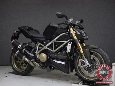 Used 2010 Ducati Streetfighter S