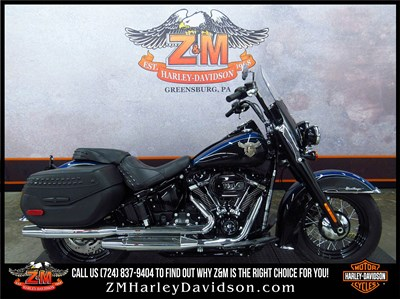 Used 2018 Harley-Davidson® Softail® Heritage Classic 114 115th Anniversary