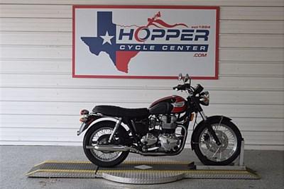 Used 2006 Triumph Bonneville T100