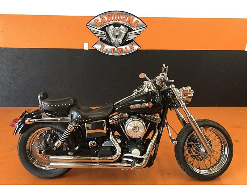 Photo of a 1996 Harley-Davidson® FXD Dyna® Super Glide®
