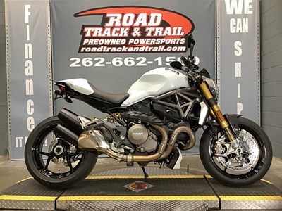 Used 2014 Ducati Monster 1200 S