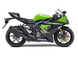 Used 2014 Kawasaki Ninja® ZX-6R