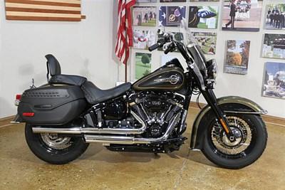Used 2018 Harley-Davidson® Softail® Heritage Classic 114