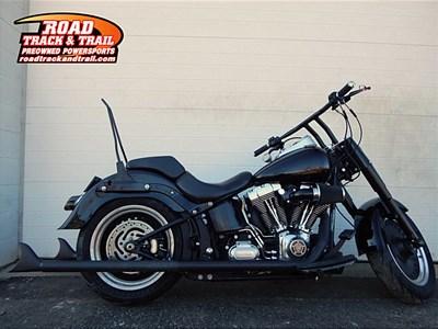 Used 2011 Harley-Davidson® Softail® Fat Boy® Lo