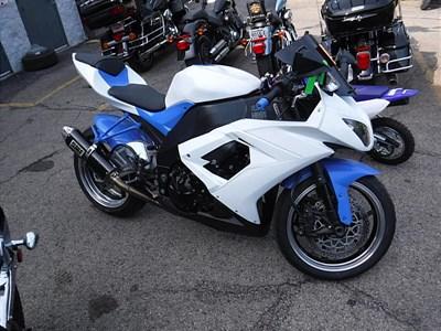 Used 2010 Kawasaki Ninja® ZX™-10R