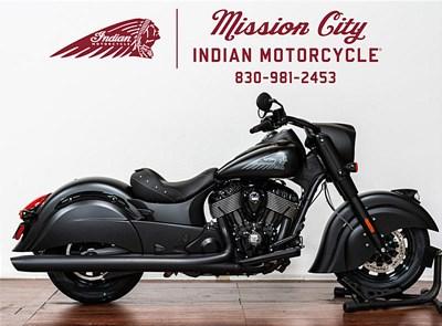 New 2019 Indian® Chief Dark Horse®