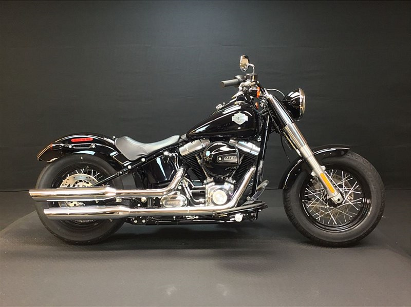 Photo of a 2017 Harley-Davidson® FLS Softail® Slim®