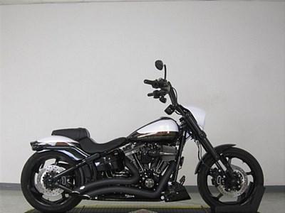 Used 2017 Harley-Davidson® CVO™ Pro Street Breakout®