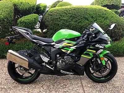Used 2019 Kawasaki Ninja ZX-6R ABS KRT Edition