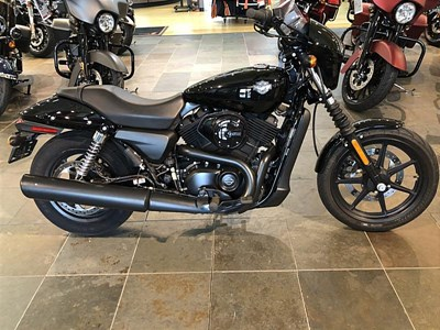 Harley Motorcycles For Sale >> Street 500