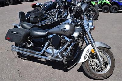 Used 2005 Kawasaki Vulcan 1500 Classic
