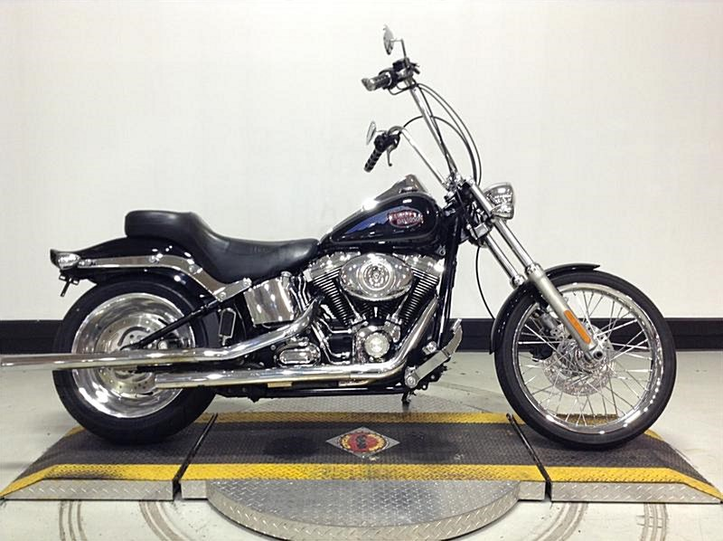 Photo of a 2009 Harley-Davidson® FXSTC Softail® Custom