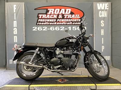 Used 2005 Triumph Bonneville T100