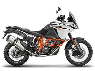 New 2017 KTM 1090 Adventure R