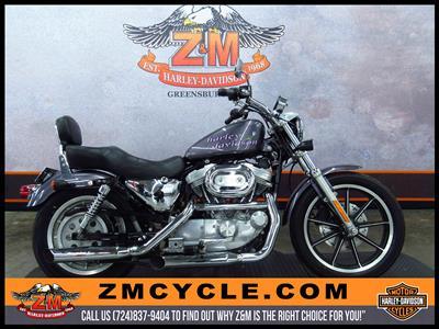 Used 2001 Harley-Davidson® Sportster® 883 Hugger®