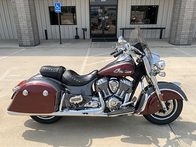 Used 2019 Indian® Motorcycle Springfield®