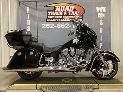Used 2017 Indian® Motorcycle Roadmaster™