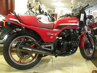 Used 1982 Kawasaki GPz