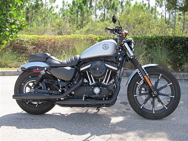Photo of a 2020 Harley-Davidson® XL883N Iron 883™