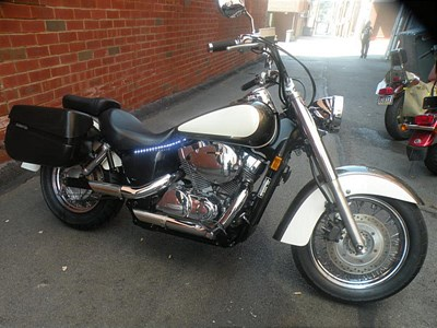 Used 2009 Honda® Shadow 750 Aero