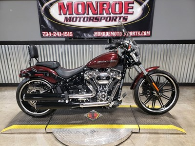 Used 2018 Harley-Davidson® Softail® Breakout™ 114