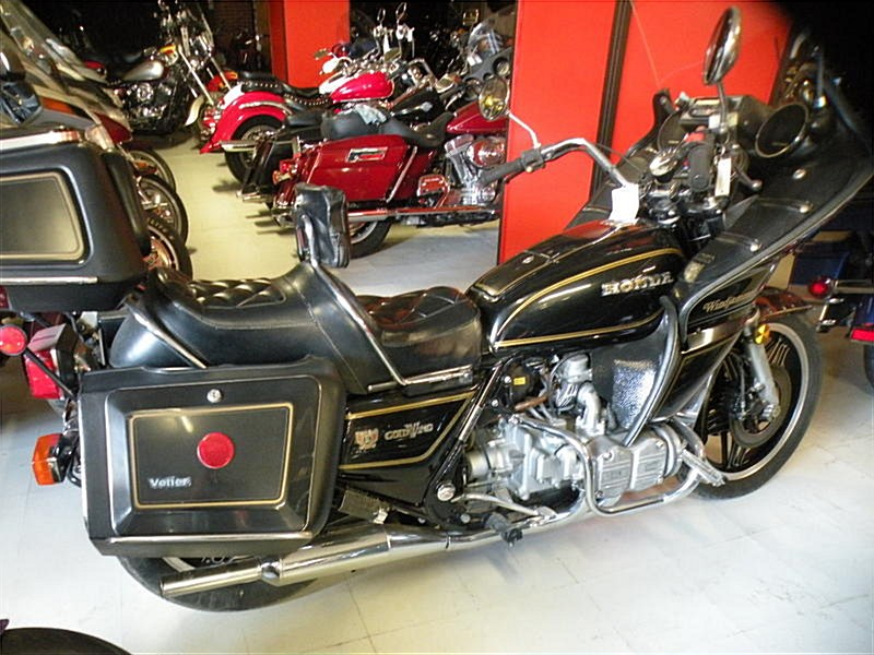 Photo of a 1980 Honda® GL1100 GoldWing