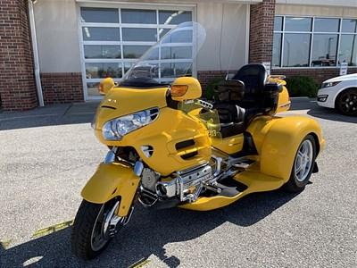Used 2003 Honda® Custom Trike