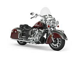 New 2019 Indian® Springfield®