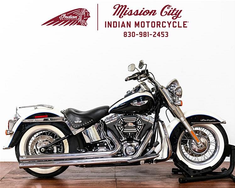 Photo of a 2013 Harley-Davidson® FLSTN Softail® Deluxe