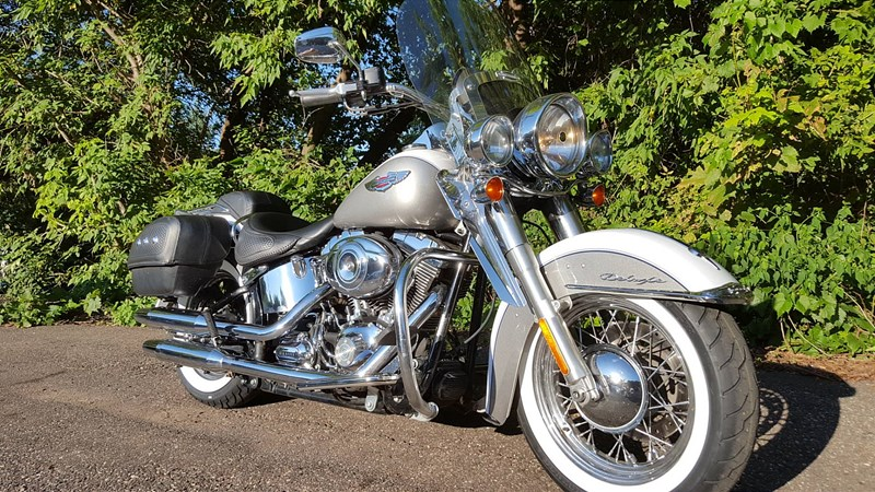Photo of a 2008 Harley-Davidson® FLSTN Softail® Deluxe