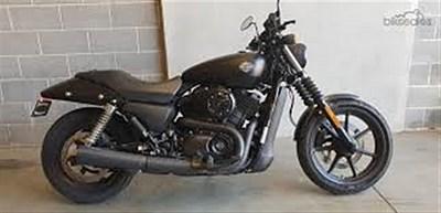 Used 2017 Harley-Davidson® Street™ 500
