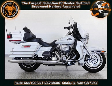 Used 2013 Harley-Davidson® Ultra Classic® Electra Glide® Firefighter/Peace Officer