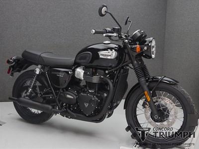 Used 2019 Triumph BONNEVILLE T100