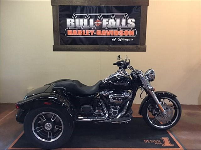 Photo of a 2019 Harley-Davidson® FLRT Freewheeler®