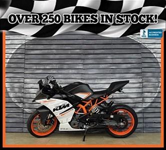 Used 2015 KTM RC 390