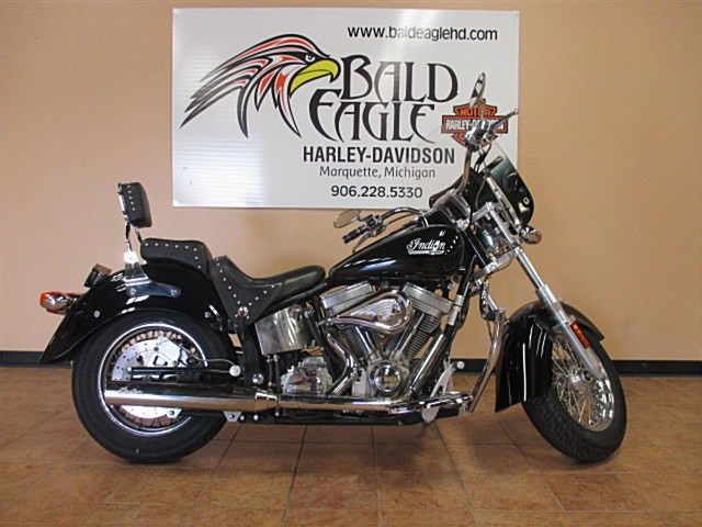 Photo of a 2002 Indian® Motorcycle  Spirit