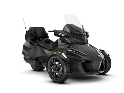 New 2019 Can-Am Spyder RT Limited Dark