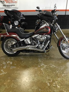 Used 2007 Harley-Davidson® Softail® Custom